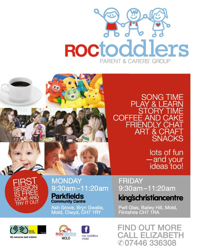 ROC TODDLERS FLYER A5