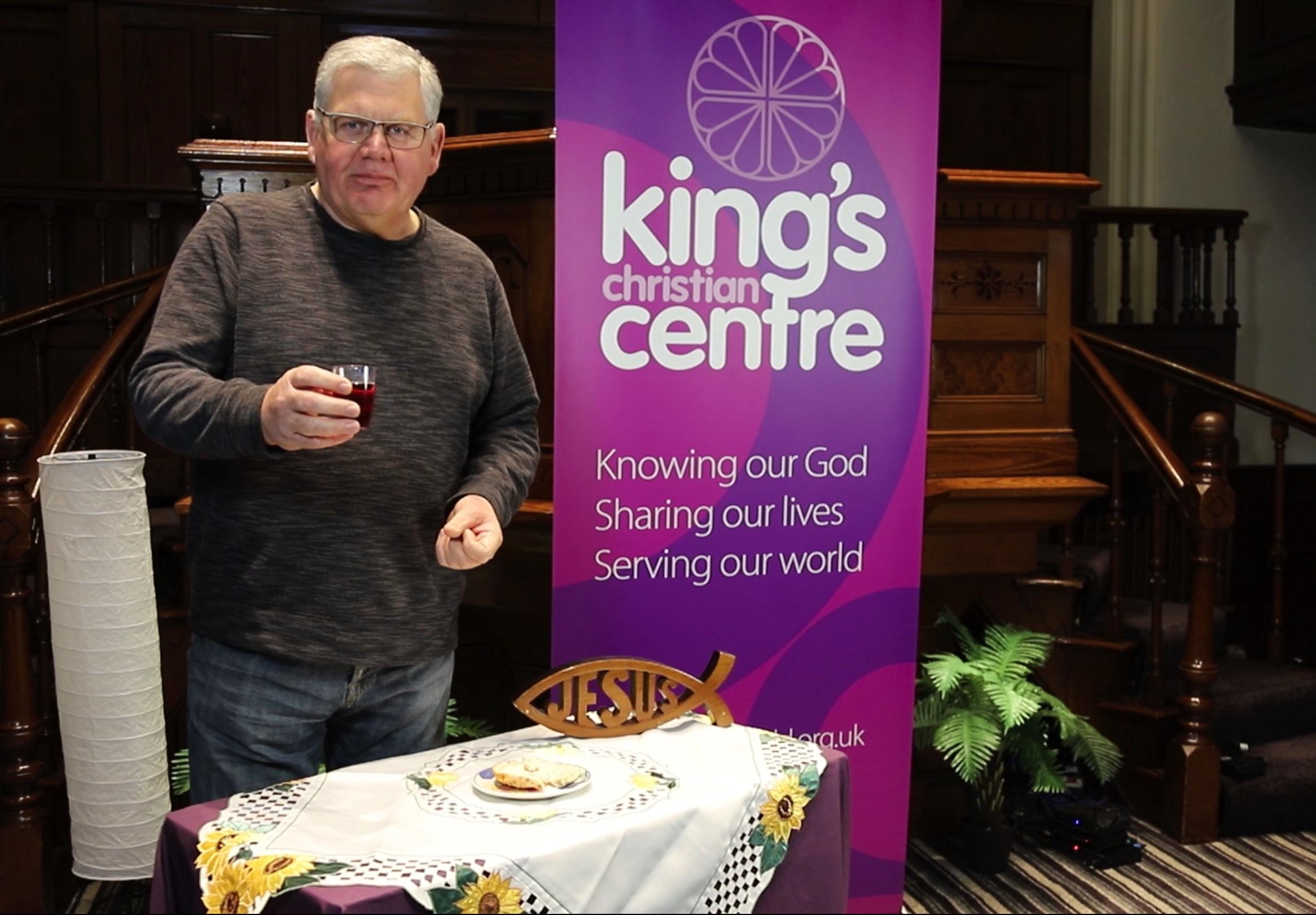 Kings online Sunday Morning service